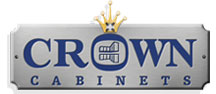 Crown Cabinets available at Jenkins Lumber